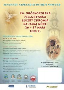 PLAKAT-PIELGRZYMKA-Jasna-Góra-2018